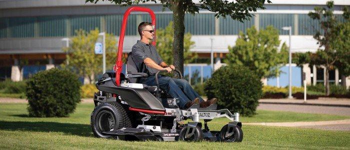 Altoz XP Zero Turn Lawn Mower