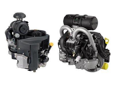 Kohler & Kawasaki lawn mower engines