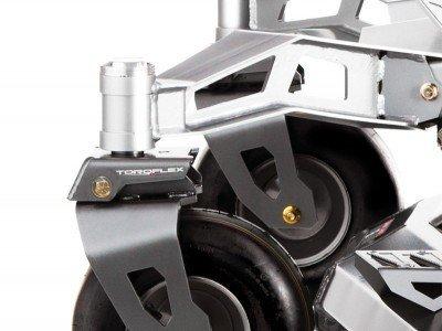 Torqflex front suspension