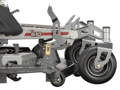 zero turn mower chassis