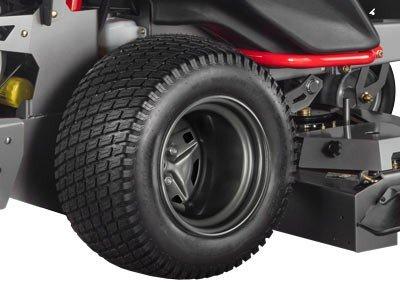 rear zero turn mower wheel