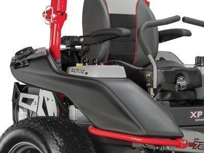 zero turn mower fuel tank