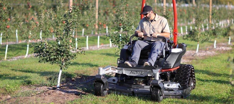Altoz TRX in orchard