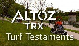 ALTOZ TRX Turn Testimonials