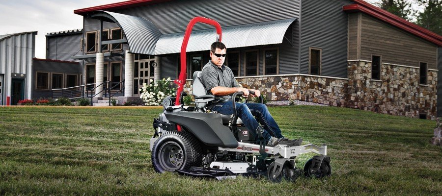 Altoz XE Zero Turn Lawn Mower