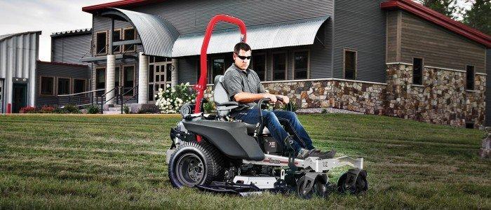 Altoz XE Zero Turn Lawn Mower