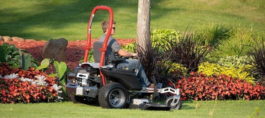 Altoz XE zero turn mower