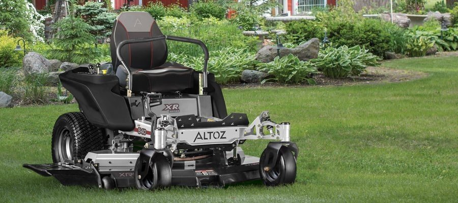 Altoz XR Zero Turn Mower